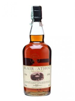 Blair Athol Bicentenary 18 Year Old / Sherrywood Highland Whisky