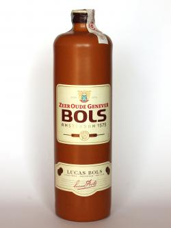 Bols Oude Jenever Front side