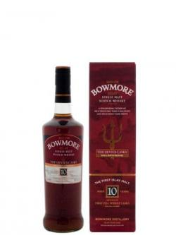 Bowmore 10 years old Devil's Cask II