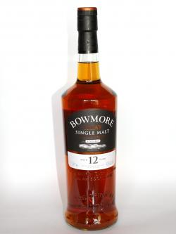 Bowmore 12 year Enigma Front side