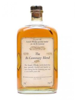 Bowmore 12 Year Old Bicentenary / Blend Blended Scotch Whisk