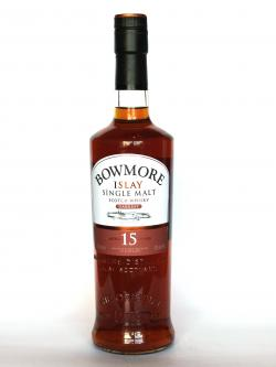 Bowmore 15 year Darkest Front side