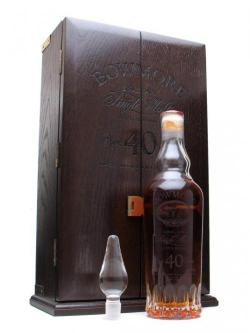 Bowmore 1955 / 40 Year Old Islay Single Malt Scotch Whisky