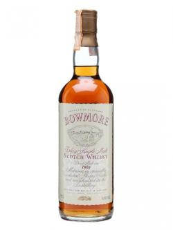 Bowmore 1969 / Bot.1980s Islay Single Malt Scotch Whisky