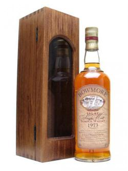 Bowmore 1973 /  50th Anniversary of Morrison Bowmore Islay Whisky