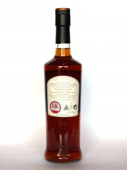 Bowmore 25 year Back side