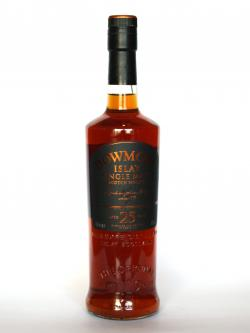 Bowmore 25 year Front side