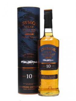 Bowmore Tempest / 10 Year Old / Batch 2 Islay Whisky