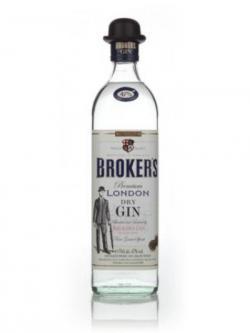 Broker gin price