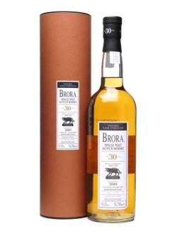Brora 30 Year Old / Bot. 2009 Highland Single Malt Scotch Whisky
