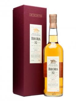 Brora 32 Year Old / Special Releases / Bot.2011 Highland Whisky