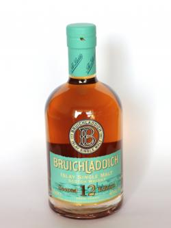 Bruichladdich 12 year 2nd edition Front side