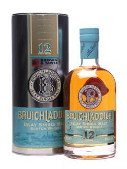 Bruichladdich 12 Year Old / Brown& Tawse 125th Anniversary Islay Whisky
