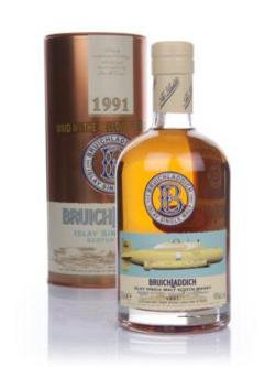 Bruichladdich 14 Year Old 1991 - WMD 11 The Yellow Submarine