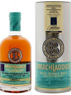 Bruichladdich 15 Year Old Duke of Edinburgh Award