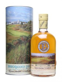 Bruichladdich 15 Year Old / Links IX - Birkdale Islay Whisky