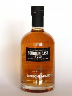 Bruichladdich 16 year Bourbon Matured Front side