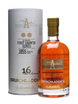 Bruichladdich 16 Year Old First Growth Pauillac Finish'A' Islay Whisky