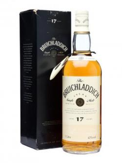 Bruichladdich 17 Year Old / 1L Islay Single Malt Scotch Whisky