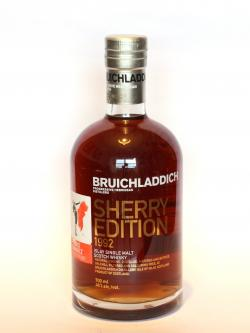 Bruichladdich 17 Year Old Pedro Ximenez Sherry Front side