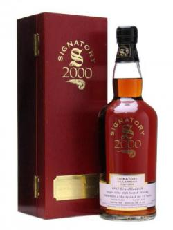 Bruichladdich 1967 / 32 Year Old / Sherry Cask / Signatory Islay Whisky