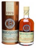 A bottle of Bruichladdich 1973 / 30 Year Old Islay Single Malt Scotch Whisky