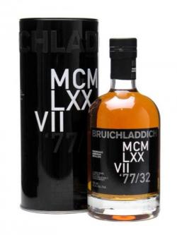 Bruichladdich 1977 / 32 Year Old / DNA Islay Single Malt Scotch Whisky