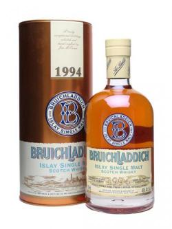 Bruichladdich 1994 / 14 Year Old / Kosher Wine Finish Islay Whisky