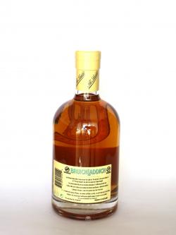 Bruichladdich 3D Moine Mhor 2nd Edition  Back side