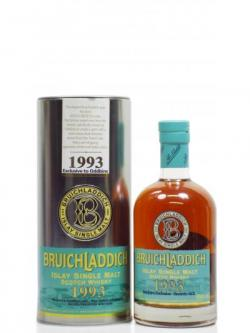 Bruichladdich Exclusive To Oddbins 1993 13 Year Old