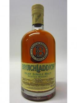 Bruichladdich Limited Edition Kosher Wine Casks 1989 18 Year Old