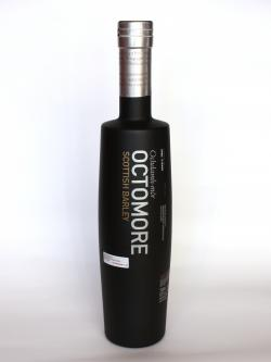 Bruichladdich Octomore  06.1 5 Year Old Scottish Barley Front side