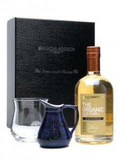 Bruichladdich Organic Connoisseurs Kit Gift Pack Islay Whisky