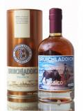 A bottle of Bruichladdich Valinch / El Classico / Cask 516