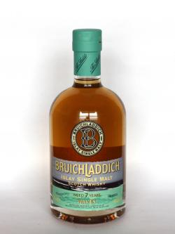Bruichladdich Waves Front side