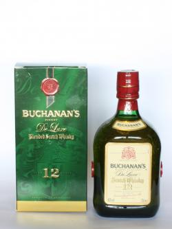 Buchanan's 12 year Deluxe