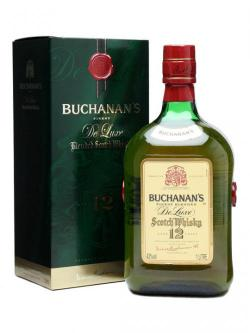 Buchanan's Deluxe 12 Year Old / 1L Blended Scotch Whisky