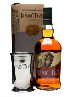 Buffalo Trace Julep Cup Gift Pack Kentucky Straight Bourbon Whiskey