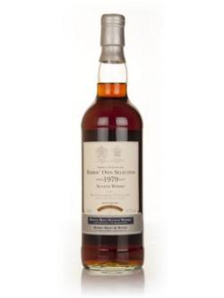 Bunnahabhain 1979 (Berry Brothers and Rudd)