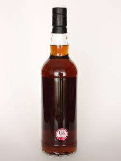 Bunnahabhain 20 year Single Cask Master of Malt Back side