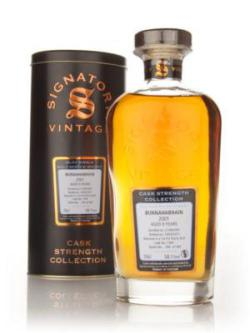 A bottle of Bunnahabhain 9 Year Old 2001 Cask 1764 - Cask Strength Collection (Signatory)