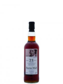 Bunnahabhain Burns Malt 21 year 1990 The Whisky Barrel