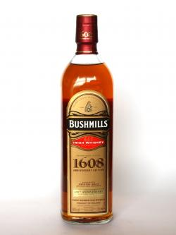Bushmills 1608 400th anniversary Front side