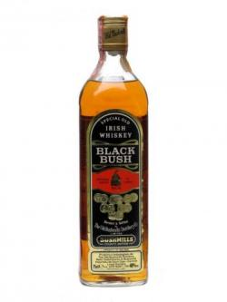 Bushmills Black Bush / Bot.1980s Blended Irish Whiskey