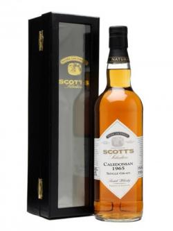 A bottle of Caledonian 1965 / Scott's Selection Single Grain / Bot.2011 Single Whisky