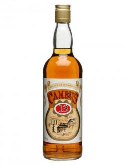 Cambus 13 Year Old Single Grain Whisky