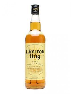 Cameron Brig Single Grain Whisky