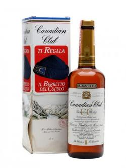 Canadian Club 1984 Canadian Whisky