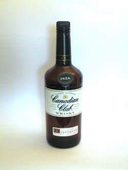 Canadian Club Front side