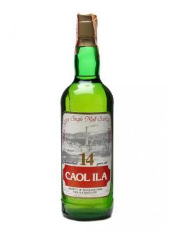 Caol Ila 14 Year Old / Bot.1980s / Sestante Islay Whisky